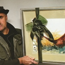 Karlo Kolundžić, slikar pejsaža rijeka, ravnice i lovačkih motiva