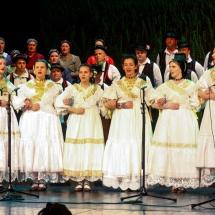 Na smotri pjevačkih grupa Slavonije, Baranje i Srijema