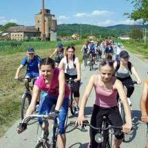 Prva biciklijada općine Oriovac