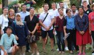Gosti iz Azije i Južne Amerike u Slavonskom Kobašu