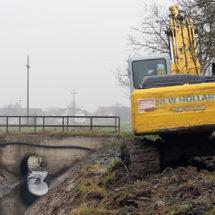 Uređenje kanala Osatno
