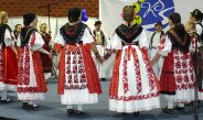 Plesali smo na Katarinskom sajmu u Slav. Brodu