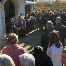Za Svisvete Kobašani pohodili groblje na Kloštru