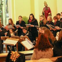 Šesti Božićni koncert u Slobodnici