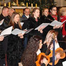 Božićni koncert u crkvi sv. I. Krstitelja u Slav. Kobašu