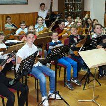 Prvi nastup dječjeg tamburaškog orkestra