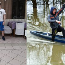 Drugo mjesto Rafaela Kolundžića na Državnom prvenstvu u maratonu u kajaku i kanuu na mirnim vodama