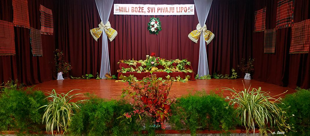 24. smotra folklornih pjevačkih skupina Brodsko-posavske županije