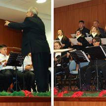 Božićni koncert Folklornog ansambla Broda